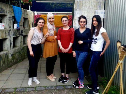 Empowerment von Mädchen und Frauen
