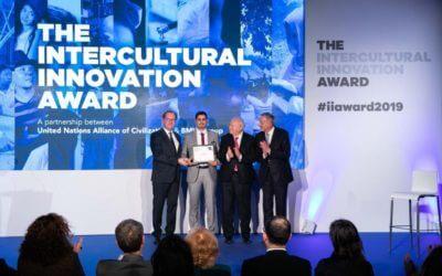 Intercultural Innovation Award 2019: BMW Group und UNAOC zeichnen 180 Grad Wende aus